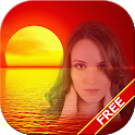 Sunset Photo Frames | Beautiful HD Photo Frames icon