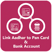 Link Aadhar with PAN & Bank