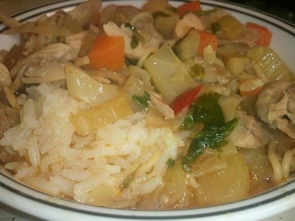 Pollys Chicken Soup Recipe