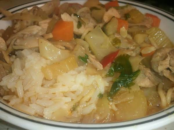 Pollys Chicken Soup