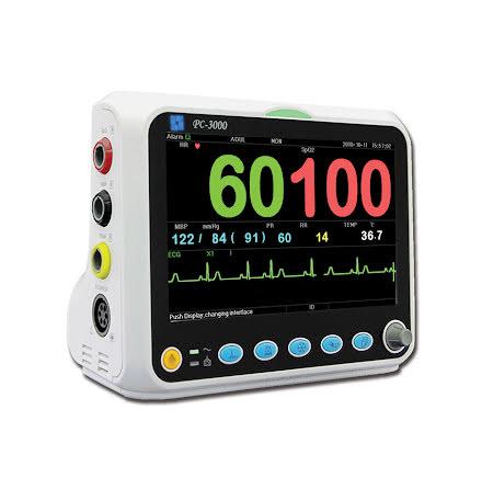 Mobil Övervakningsmonitor PC-3000