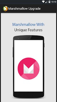 Upgrade to Marshmallow