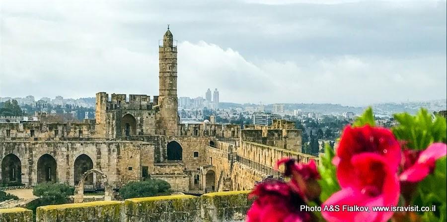Иерусалим. К отзыву о гиде и об экскурсии в Иерусалиме
