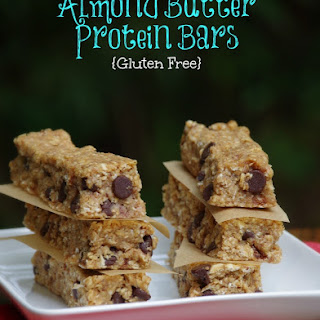 Almond Butter Protein Bars Recipes.