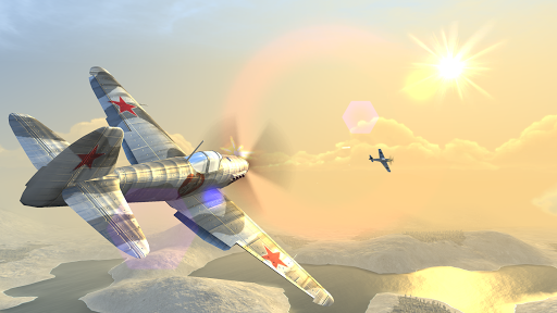 Warplanes: WW2 Dogfight  screenshots 7