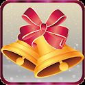 Jingle Bells Christmas icon