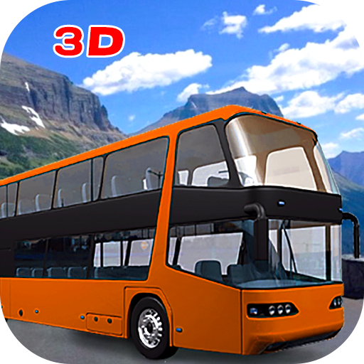 Bus off Road Driver Simulator Mountain Hill
