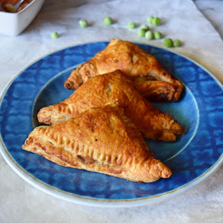 Indian Puff Pastry Recipes.