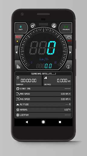 GPS Speed Pro screenshot 2