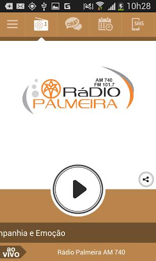 Rádio Palmeira AM 740