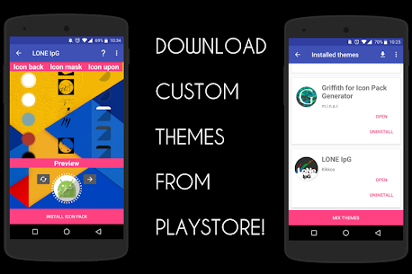 Icon Pack Generator – Create your own icon pack! v6.7 [Premium] APK 2