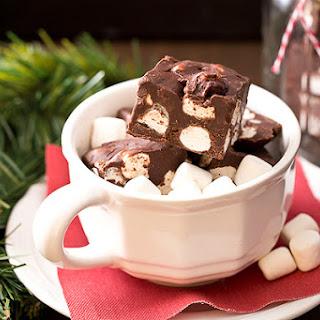 Hot Chocolate Fudge.