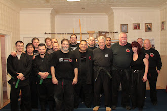 Photo: Duck Workshop - Shihan Ed Martin and the Firehouse Dojo
