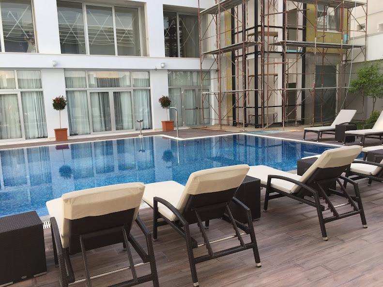 ドゥブロヴニク ホテル プール