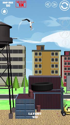 SWAGFLIP - Parkour Origins screenshots 14