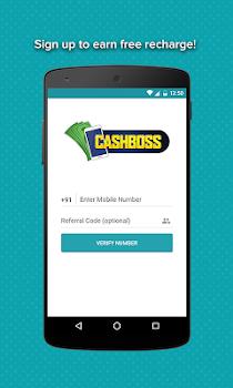 CashBoss - Free Recharge