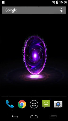 魔法のクリスタルボール3D