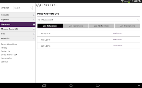IFS Account Manager - Android Apps on Google Play