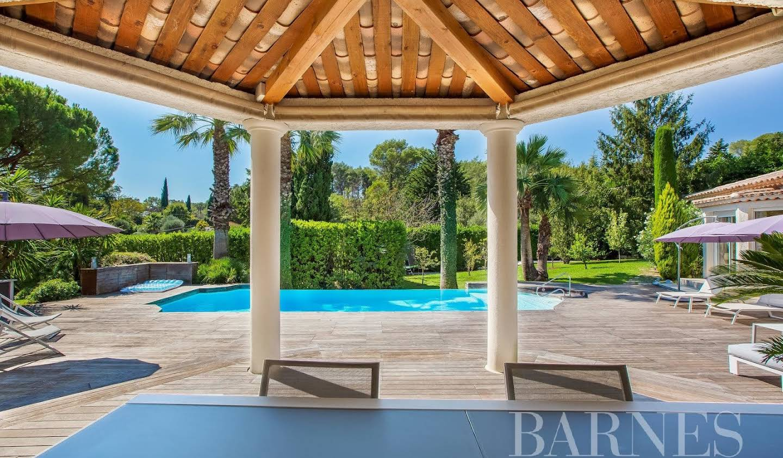 Villa avec piscine et terrasse Valbonne