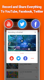 Screen Recorder, Video Recorder, V Recorder Editor Screenshot
