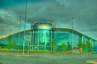 Photo: O2 Call Centre, Preston Brook, Cheshire