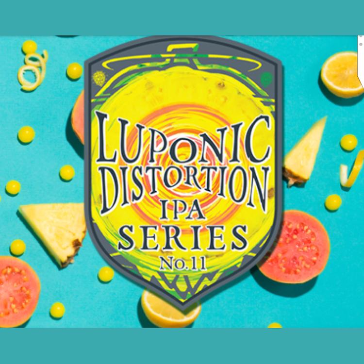 Logo of Firestone Walker Luponic Distortion