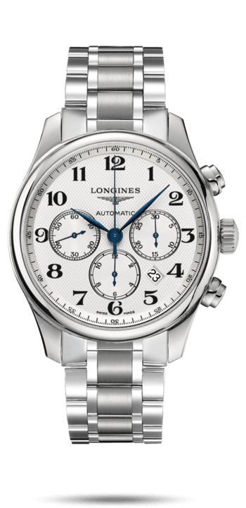 Watch The Longines Master Collection L2.859.4.78.6