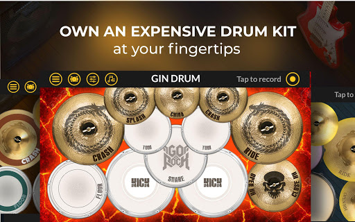 Drums Pro 2020 - The Complete Simulator Drum Kit 2.2.2 screenshots 8