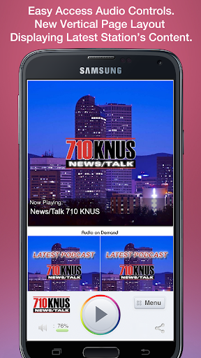 News Talk 710 KNUS