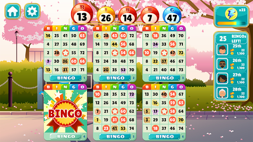 Bingo Bay - Free Game - screenshot