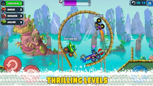 Car Eats Car Multiplayer Racing 1.0.5 screenshots 11