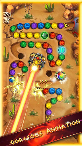 Marble Epic 2 :The ancient Egypt Match 3 Adventure 2.3.5 screenshots 4