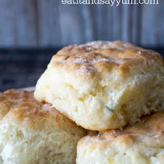 Cheese and Herb Biscuits.