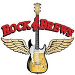Logo for Rock & Brews - Vacaville