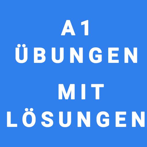 Learn German A1 Test Icon