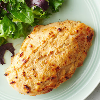 Melt-In-Your-Mouth Baked Chicken.