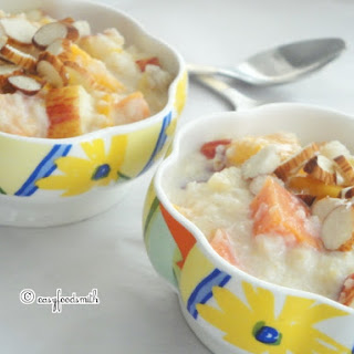 PEPPED UP PORRIDGE - FRUITY & NUTTY