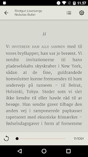Mofibo - books unlimited - náhled