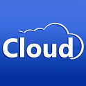 Timeline Cloud icon