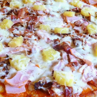 MIRACLE DOUGH PIZZA CRUST.