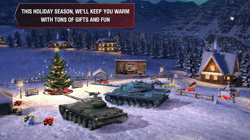 Download World of Tanks Blitz MOD APK 8