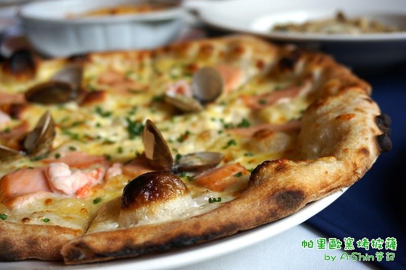 帕里歐窯烤披薩-福科店30