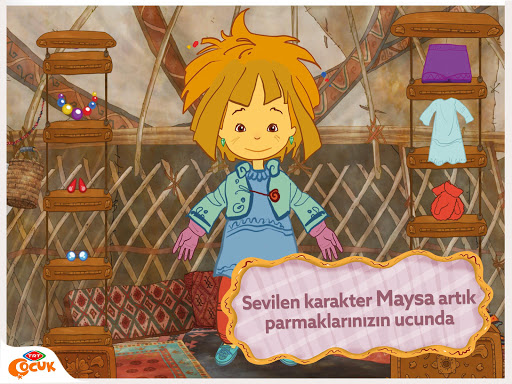 TRT Maysa ve Bulut screenshot 11