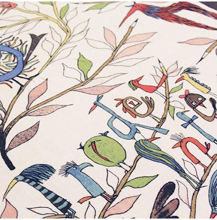 Fåglarna Berättar från Almedahls
