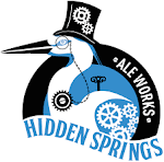 Logo for Hidden Springs Ale Works