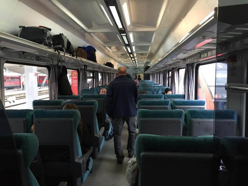 リュブリャナ 客車