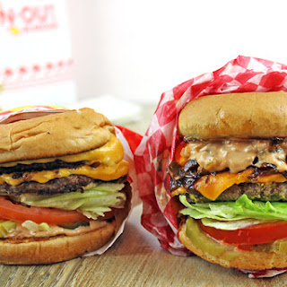 In-N-Out Double Double - Animal Style (Copycat)