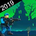 Fantasy Soldier:Run & Gun Metal Shooter Game 2019 icon