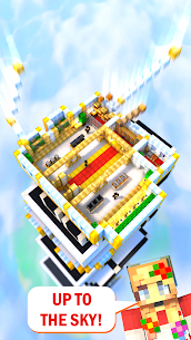 Tower Craft 3D – Idle Block Building Game 3