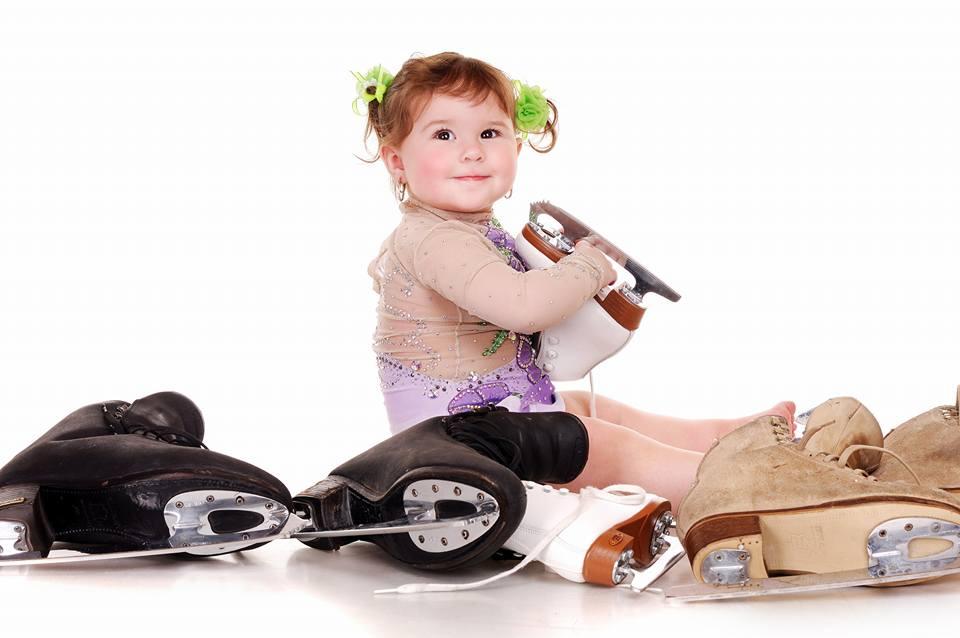 коньки фигурные для детей